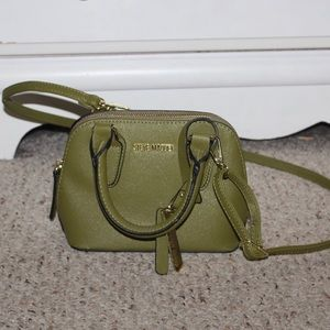 Steve Madden Green Crossbody Mini